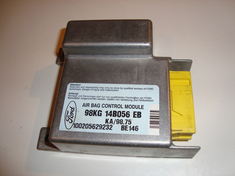 airbag control module – 98KG-14056-EB