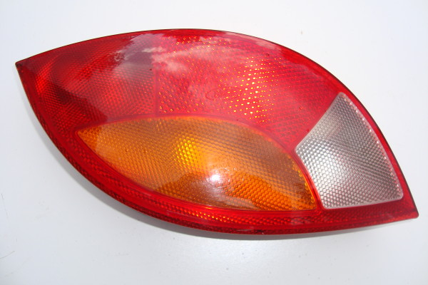 Passenger rear light assembly