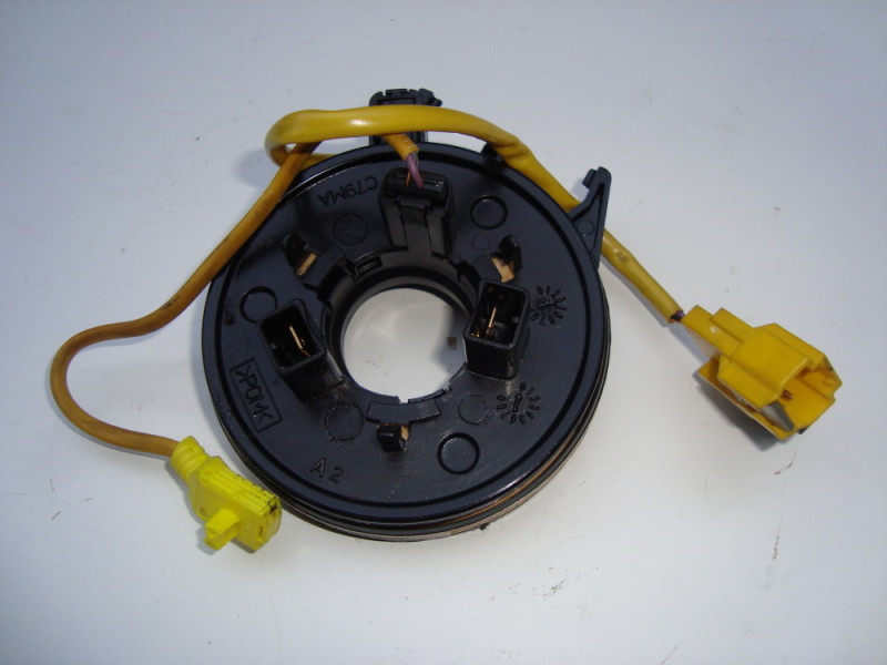 steering column clock spring