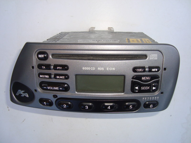 Grey radio CD 6000CD RDS EON