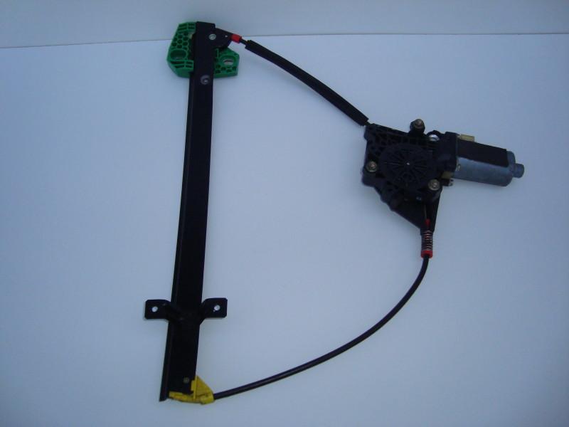 passenger door window motor and regulator