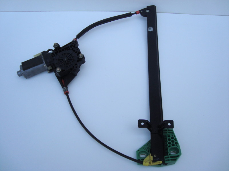 driver door window motor and regulator