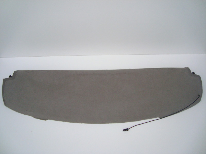 rear parcel shelf beige